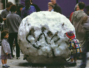 more than just a snowball