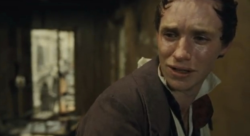 Empty Chairs at Empty Tables Eddie Redmayne Marius Les Miserables
