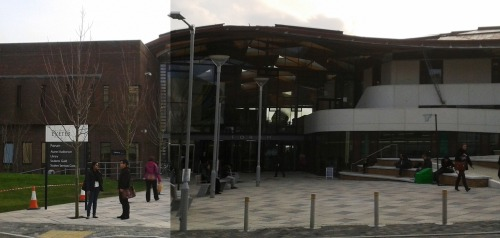 The Forum Exeter University