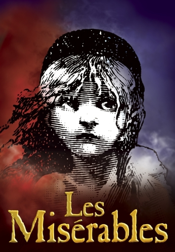 Les Miserables Musical Poster Cosette